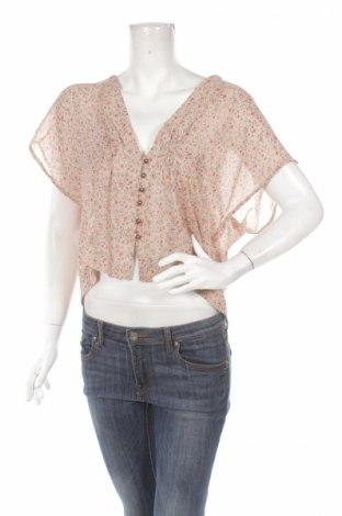 Γυναικείο πουκάμισο Liberty Love, Μέγεθος M, Χρώμα Πολύχρωμο, 100% πολυεστέρας, Τιμή 12,99€