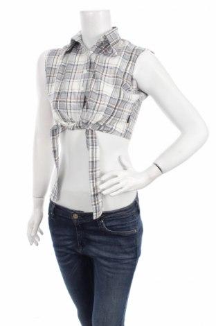 Γυναικείο πουκάμισο Sabra, Μέγεθος M, Χρώμα Πολύχρωμο, Πολυεστέρας, Τιμή 8,66€