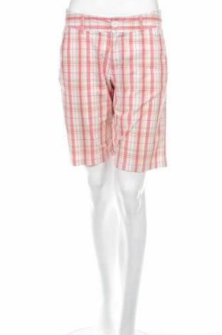 Дамски къс панталон H&M L.o.g.g, Размер S, Цвят Многоцветен, 98% памук, 2% еластан, Цена 4,50лв.