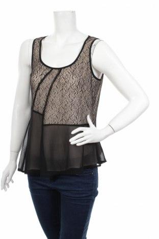 Γυναικείο αμάνικο μπλουζάκι Apriori, Μέγεθος L, Χρώμα  Μπέζ, Βισκόζη, πολυαμίδη, πολυεστέρας, Τιμή 12,54€
