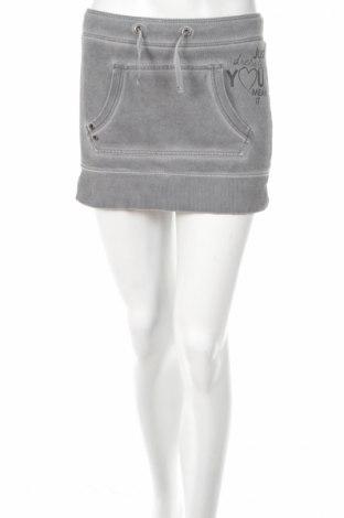 Пола Staccato, Размер M, Цвят Сив, 67% памук, 33% полиестер, Цена 8,28лв.