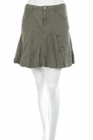 Пола Sub Culture, Размер M, Цвят Зелен, 55% лен, 45% памук, Цена 4,62лв.