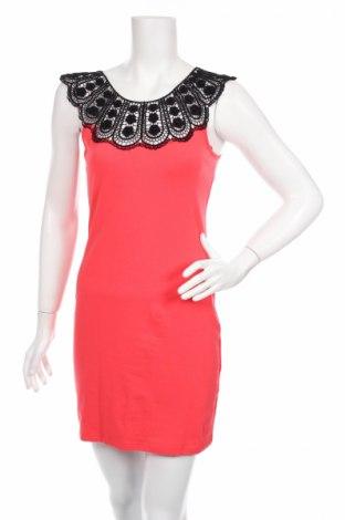 Φόρεμα Usco, Μέγεθος M, Χρώμα Ρόζ , 94% βαμβάκι, 6% ελαστάνη, Τιμή 13,92€