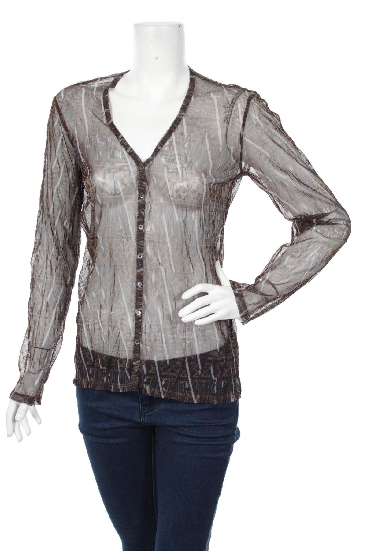 Γυναικείο πουκάμισο Marc Aurel, Μέγεθος M, Χρώμα Πολύχρωμο, Τιμή 18,56€
