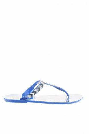 Papuci de casă Ella Cruz, Mărime 40, Culoare Albastru, Poliuretan, Preț 29,63 Lei