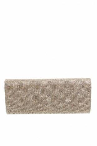 Дамска чанта, Цвят Златист, Текстил, Цена 29,90лв.