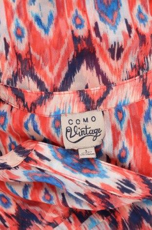 Дамска риза Vintage, Размер L, Цвят Многоцветен, Полиестер, Цена 16,00лв.