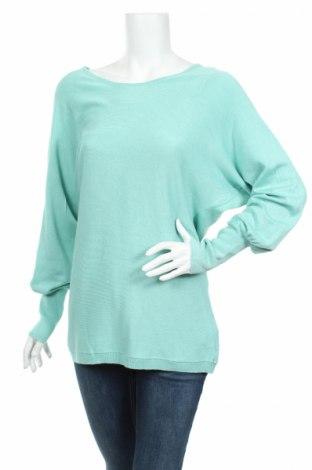 Дамски пуловер Flame, Размер XL, Цвят Син, 80% вискоза, 20% полиамид, Цена 36,40лв.