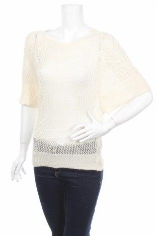 Дамски пуловер Scandalo, Размер M, Цвят Екрю, Цена 5,40лв.