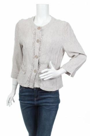 Дамско сако Gerry Weber, Размер M, Цвят Сив, Цена 13,52лв.