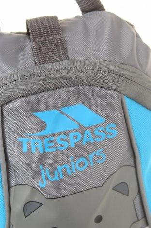 Детска раница Trespass, Цвят Сив, Текстил, Цена 74,10лв.