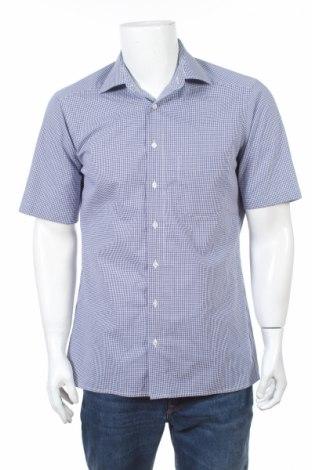 Pánska košeľa  Royal Class, Veľkosť M, Farba Modrá, 100% bavlna, Cena  2,22€