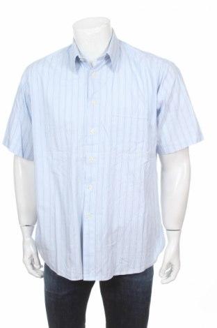 Мъжка риза Royal Class, Размер M, Цвят Син, Памук, Цена 3,40лв.