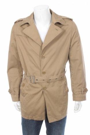 Мъжки шлифер Tatuum, Размер L, Цвят Бежов, 100% памук, Цена 15,47лв.