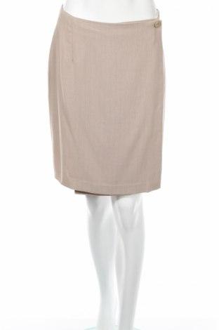 Φούστα Jacqueline De Yong, Μέγεθος S, Χρώμα  Μπέζ, Τιμή 4,42€