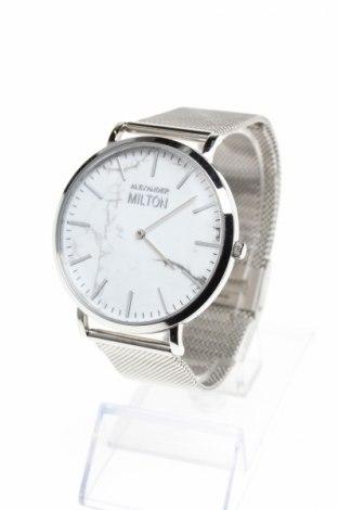 Часовник Alexander Milton, Цвят Сив, Метал, Цена 87,15лв.