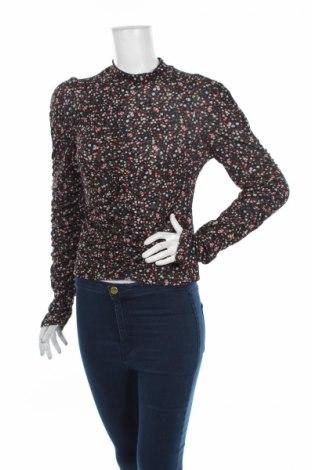 Дамска блуза Amy & Ivy, Размер L, Цвят Многоцветен, 95% памук, 5% еластан, Цена 9,10лв.