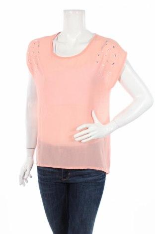 Дамска блуза Derek Heart, Размер L, Цвят Розов, Цена 4,20лв.