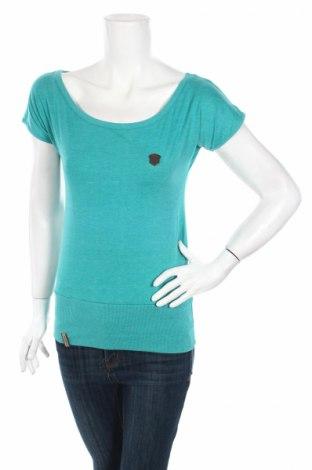 Дамска блуза Naketano, Размер XS, Цвят Син, Цена 6,56лв.