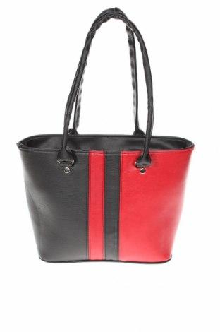 Γυναικεία τσάντα, Χρώμα Μαύρο, Δερματίνη, Τιμή 18,93€