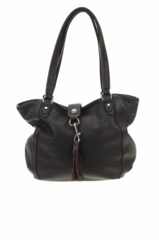 Γυναικεία τσάντα Tom Tailor, Χρώμα Γκρί, Δερματίνη, Τιμή 16,33€