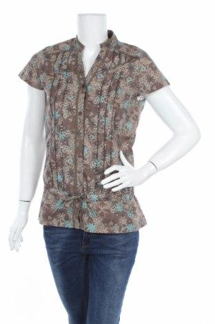 Дамска риза Clara Vitti, Размер M, Цвят Многоцветен, Памук, Цена 4,20лв.