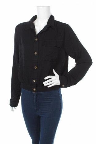 Дамска риза Amy & Ivy, Размер L, Цвят Черен, Вискоза, Цена 9,10лв.