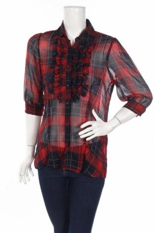 Дамска риза Antilia Femme, Размер M, Цвят Многоцветен, Полиестер, Цена 4,50лв.