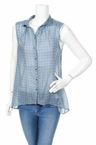 Дамска риза H&M, Размер M, Цвят Многоцветен, Полиестер, Цена 12,35лв.