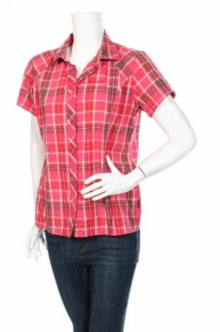 Дамска риза Icepeak, Размер L, Цвят Многоцветен, 60% памук, 40% полиестер, Цена 4,73лв.