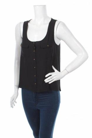 Дамска риза Xxi, Размер S, Цвят Черен, Полиестер, Цена 19,80лв.