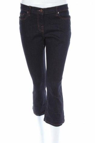 Blugi de femei Next, Mărime M, Culoare Albastru, 99% bumbac, 1% elastan, Preț 18,16 Lei