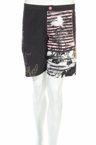 Γυναικείο κοντό παντελόνι Billabong, Μέγεθος S, Χρώμα Πολύχρωμο, Πολυεστέρας, Τιμή 2,92€