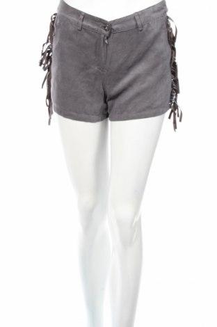 Γυναικείο κοντό παντελόνι Joos, Μέγεθος S, Χρώμα Γκρί, Πολυεστέρας, Τιμή 3,64€