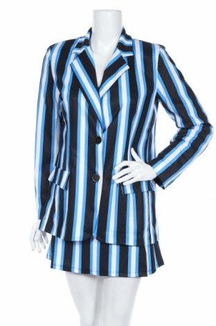 Дамски костюм Made In Italy, Размер M, Цвят Многоцветен, 95% полиестер, 5% еластан, Цена 52,80лв.