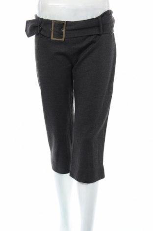 Дамски панталон Kitkarnaby, Размер L, Цвят Сив, 88% вискоза, 10% полиестер, 2% еластан, Цена 9,98лв.