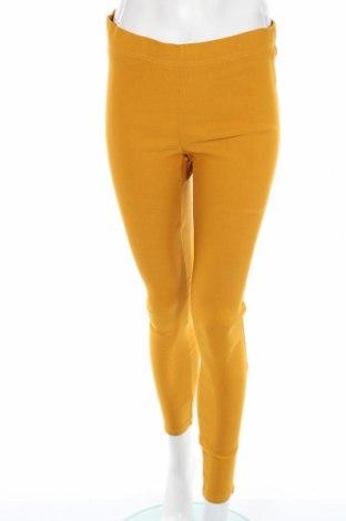 Γυναικείο κολάν Suiteboutique, Μέγεθος L, Χρώμα Κίτρινο, 65% βαμβάκι, 35% πολυεστέρας, Τιμή 8,07€
