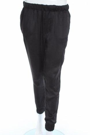 Pantaloni de femei Zara, Mărime S, Culoare Negru, Poliester, Preț 67,64 Lei