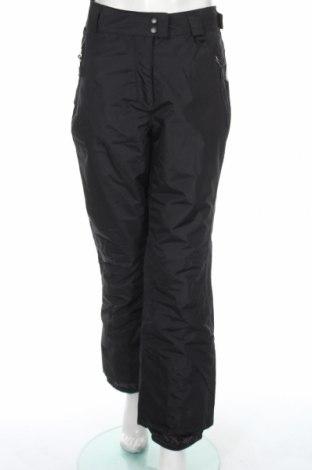 Дамски панталон за зимни спортове Crivit, Размер L, Цвят Черен, Полиестер, Цена 18,20лв.