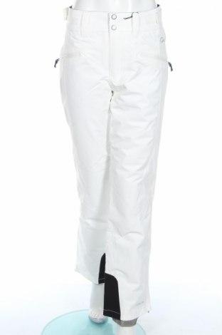Дамски панталон за зимни спортове Protest, Размер L, Цвят Бял, Полиестер, Цена 45,87лв.