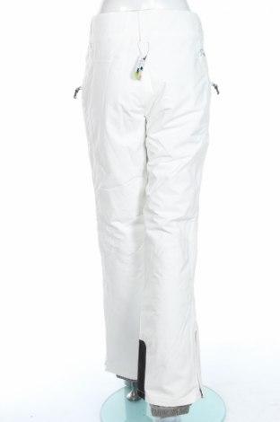 Дамски панталон за зимни спортове Protest, Размер L, Цвят Бял, Полиестер, Цена 47,26лв.