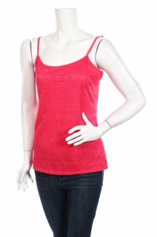 Дамски потник Ann Christine, Размер L, Цвят Червен, 90% полиамид, 10% еластан, Цена 3,41лв.