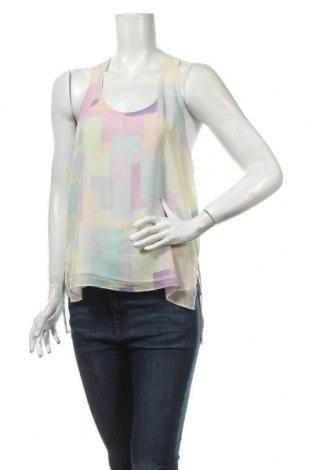 Γυναικείο αμάνικο μπλουζάκι Forever New, Μέγεθος M, Χρώμα Πολύχρωμο, Πολυακρυλικό, Τιμή 3,12€