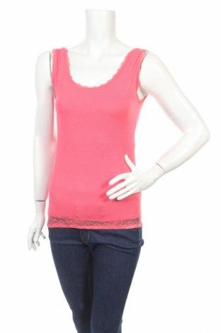 Дамски потник To Be Famous, Размер M, Цвят Розов, 95% вискоза, 5% еластан, Цена 3,68лв.