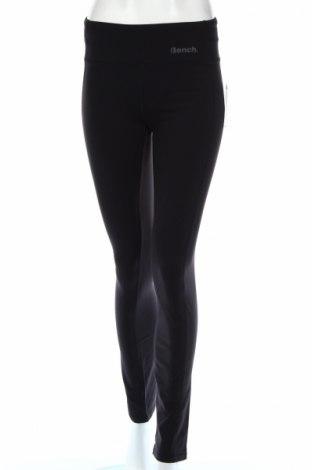 Дамско спортно долнище Bench, Размер XS, Цвят Черен, 92% полиамид, 8% еластан, Цена 36,48лв.