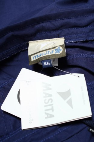 Дамско спортно долнище Masita, Размер XL, Цвят Син, Полиестер, Цена 3,36лв.