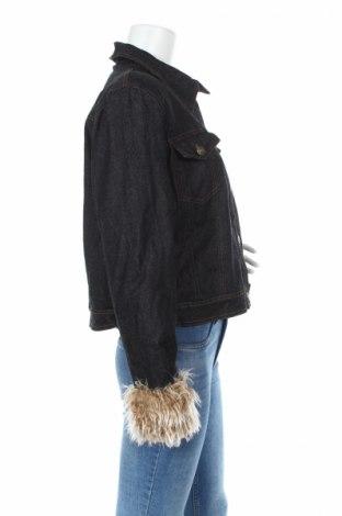 Дамско яке, Размер XL, Цвят Син, Памук, Цена 19,32лв.