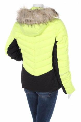 Дамско яке за зимни спортове Icepeak, Размер M, Цвят Зелен, Полиестер, Цена 126,75лв.
