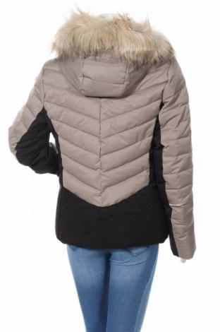 Дамско яке за зимни спортове Icepeak, Размер L, Цвят Бежов, Полиестер, Цена 66,15лв.