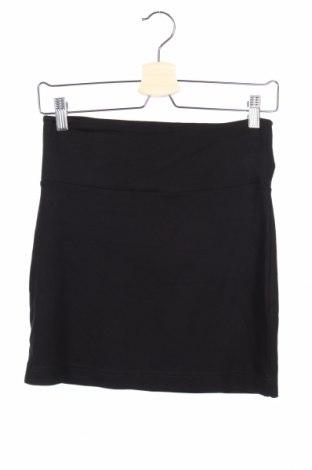 Παιδική φούστα Stop+Go, Μέγεθος 15-18y/ 170-176 εκ., Χρώμα Μαύρο, 92% βαμβάκι, 8% ελαστάνη, Τιμή 3,43€